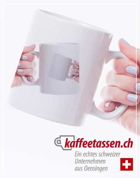 Kaffeetassen.ch Ihr Lieferant von bedruckten Tassen und Glaswaren